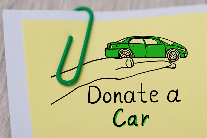 How Do I Donate A Car That Doesn't Run?